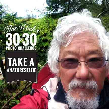 SoundWater.com Endorses David Suzuki