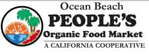 Ocean Beach People's Organic Food Market is a member-owned vegetarian  consumer co-op that has been serving the community since 1972.  border=